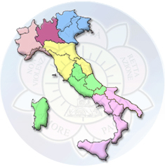 mappa Italia click for google map
